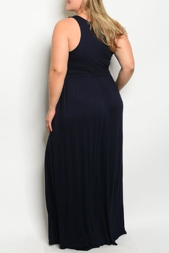 Unbranded Navy Maxi Dress - Alternate List Image
