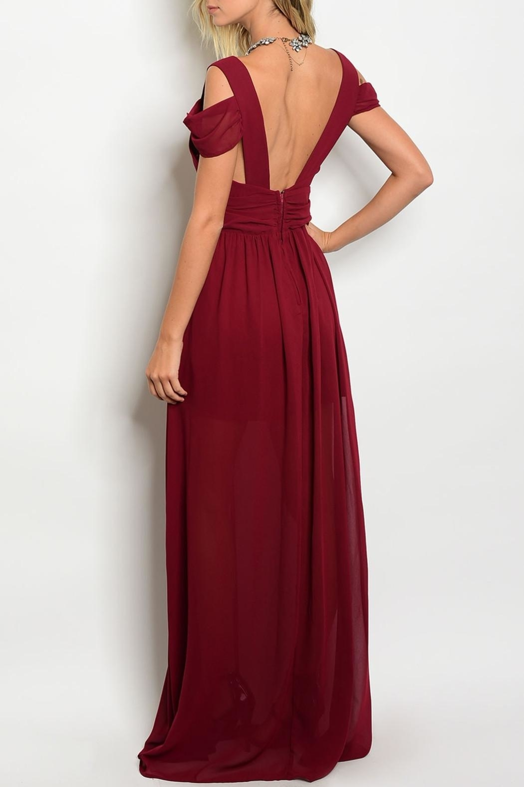 Unbranded Romantic Gown Dress - Front Full Image