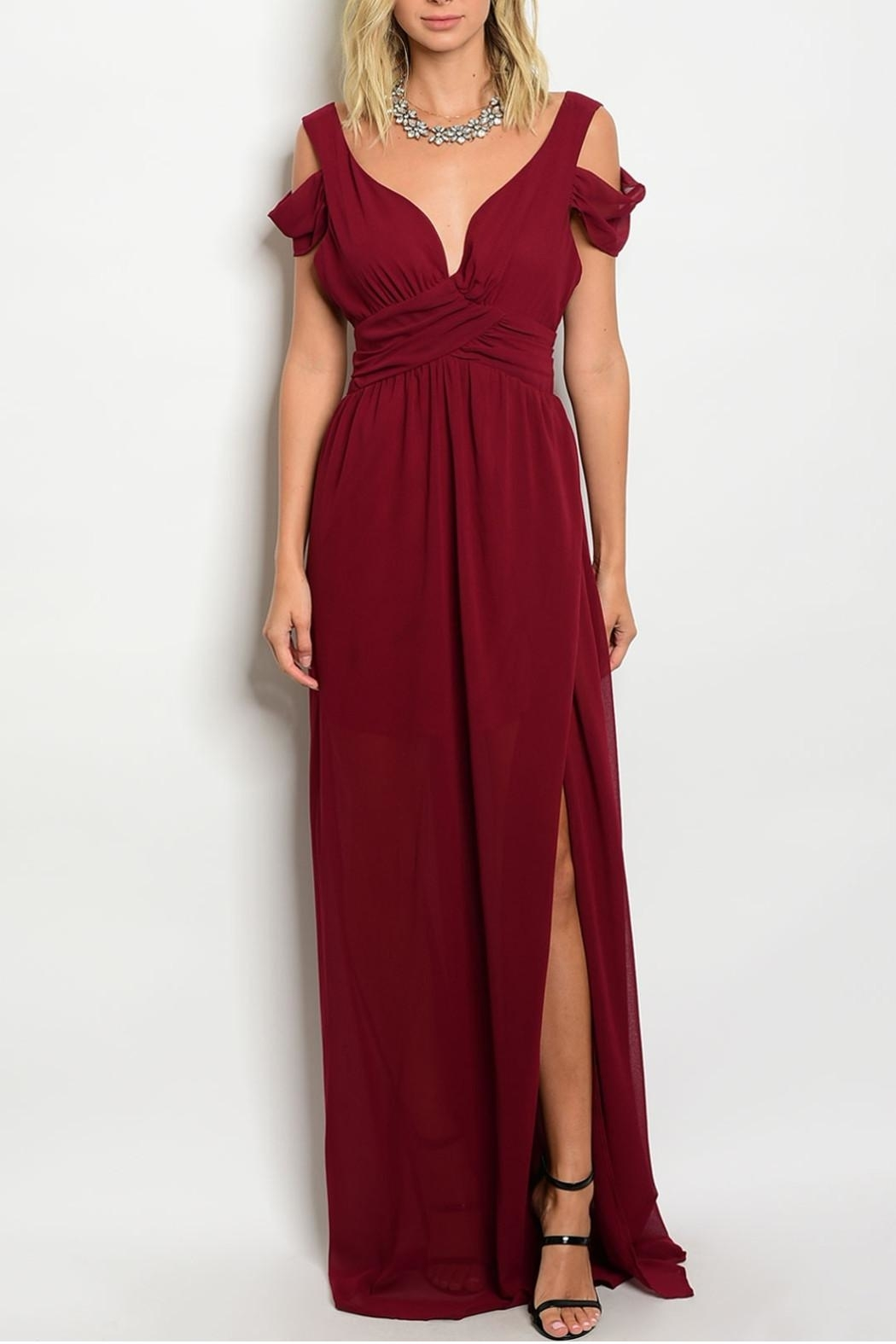Unbranded Romantic Gown Dress - Main Image