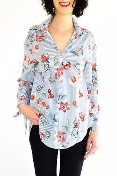 Shoptiques Product: Spring Butterfly Blouse