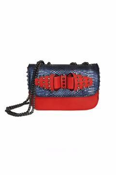 Shoptiques Product: Studded Bow Bag