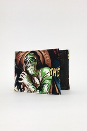 Unbranded Vintage-Monster-Mummy-Print Handcrafted-Billfold -Wallet - Product Mini Image