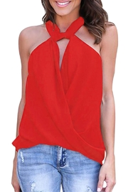 Unbranded Wrapped Tank Top - Product Mini Image