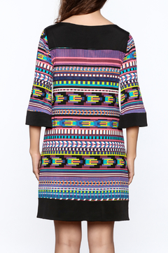 Uncle Frank Colorful Piper Dress - Alternate List Image