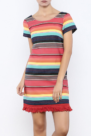 Uncle Frank Girls Weekend Dress - Front cropped