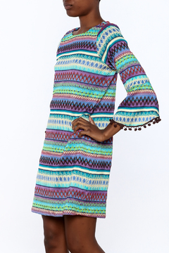 Uncle Frank Colorful Tessa Dress - Product List Image