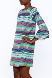 Uncle Frank Colorful Tessa Dress - Product Mini Image