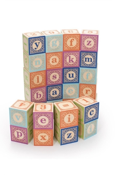 Uncle Goose Lowercase Abc Blocks - Alternate List Image