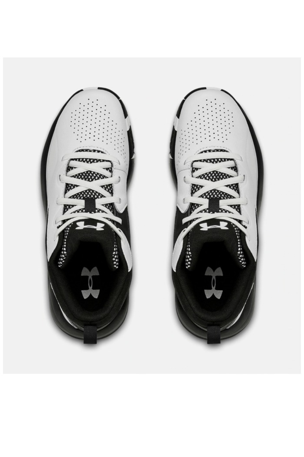 Under Armour Boys Lockdown 5 - Side Cropped Image