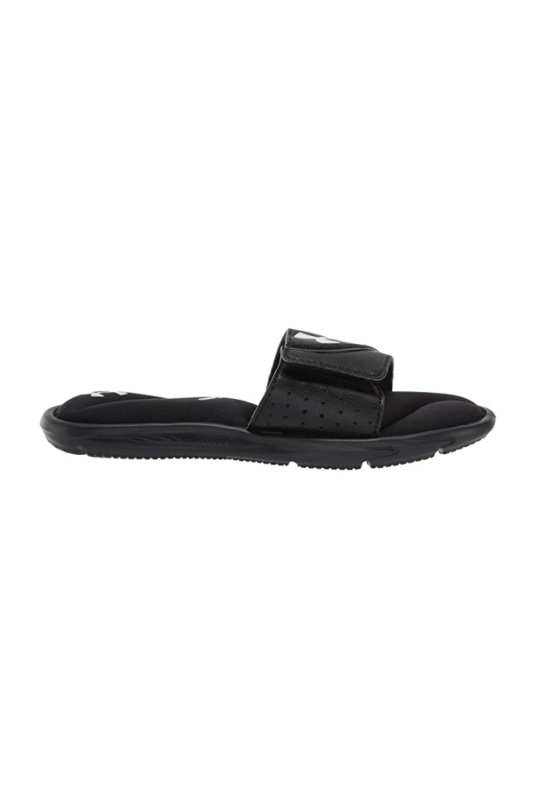 Under Armour Kids Ignite Velcro Slide - Front Cropped Image
