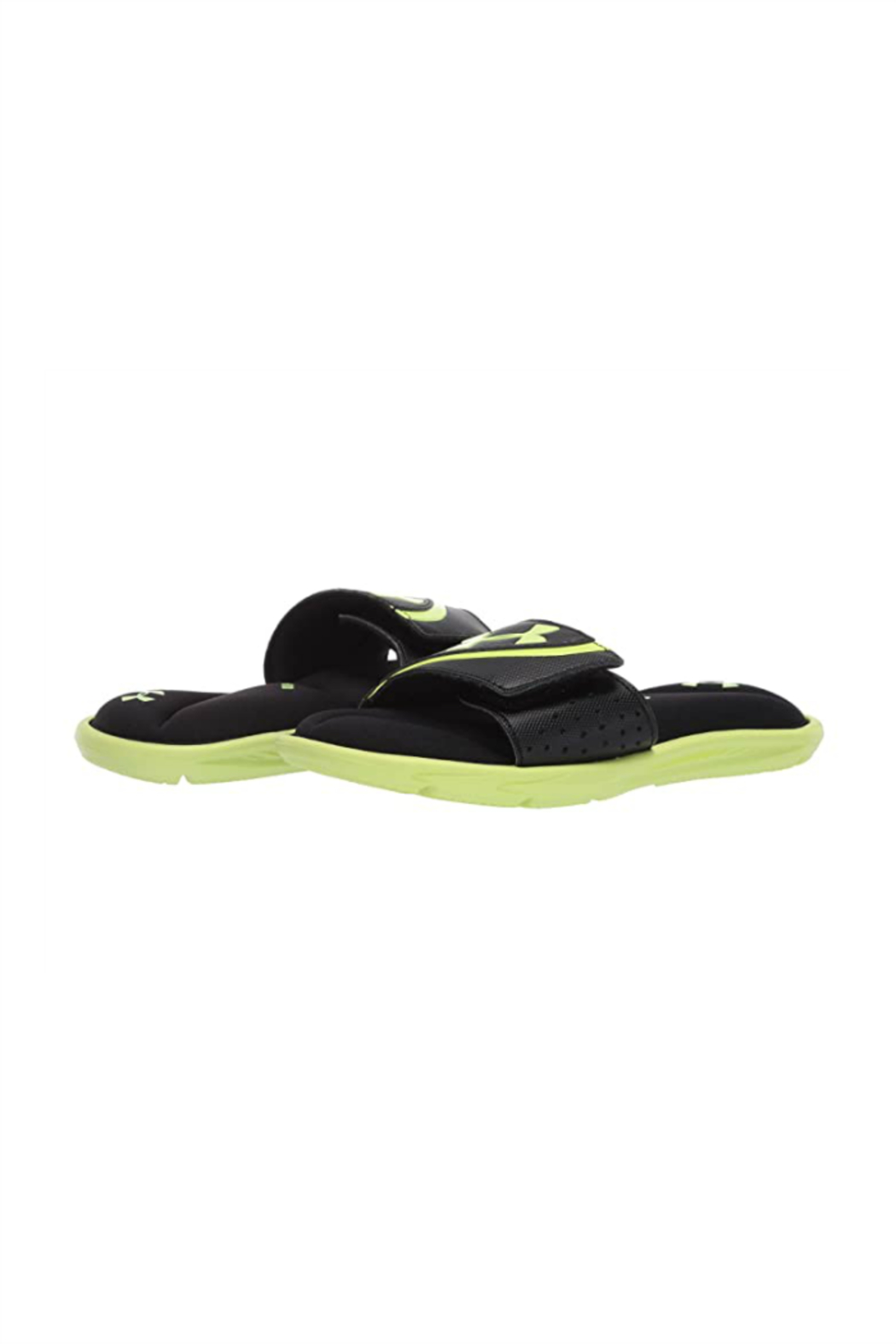 Under Armour Kids Ignite Velcro Slide - Side Cropped Image