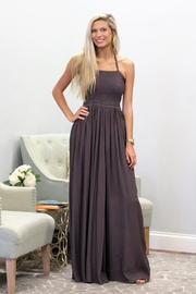 Wishlist Under The Moonlight Maxi - Front cropped