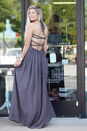 Wishlist Under The Moonlight Maxi - Back cropped