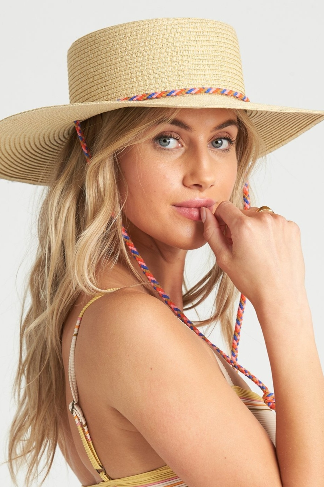 Billabong Under the Sun Hat - Front Cropped Image