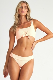 Billabong UNDER THE SUN TANK BIKINI TOP - Product Mini Image