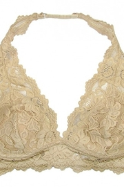 Total Stockroom Undie Couture Lace Halter Bralette - Product Mini Image