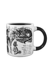 Unemployed Philosophers Guild Cheshire Cat Mug - Product Mini Image