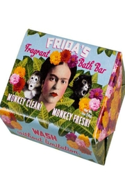 Unemployed Philosophers Guild Frida Guest Soap - Front cropped