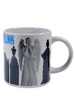 Unemployed Philosophers Guild Weeping Angel Mug - Product List Image