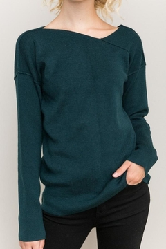 Shoptiques Product: Uneven Everyday Sweater