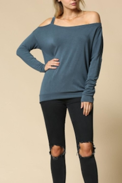 Shoptiques Product: Uni Cold Shoulder