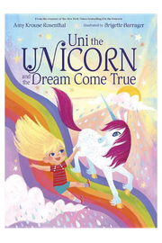 Penguin Books Uni The Unicorn And The Dream Come True - Product Mini Image