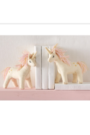 Mud Pie  Unicorn Bookend - Product Mini Image