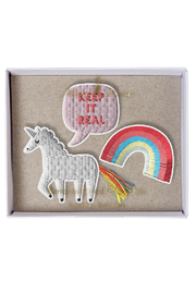 Meri Meri Unicorn Brooches - Product Mini Image