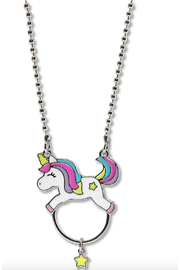 Charm It Unicorn Charm Catcher Necklace - Product Mini Image