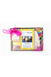 Lilly Bean by Pastry Base Unicorn Cupcake Baking Box Kit - Front cropped