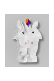 Yikes Twins Unicorn Hooded Towel - Product Mini Image