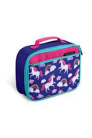 Crocodile Creek Unicorn Lunchbox - Front cropped