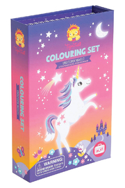 Schylling Unicorn Magic Colouring Set - Product Mini Image