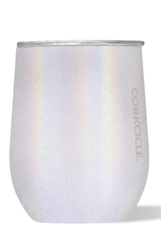 Corkcicle Shimmering Stemless-12oz - Front cropped