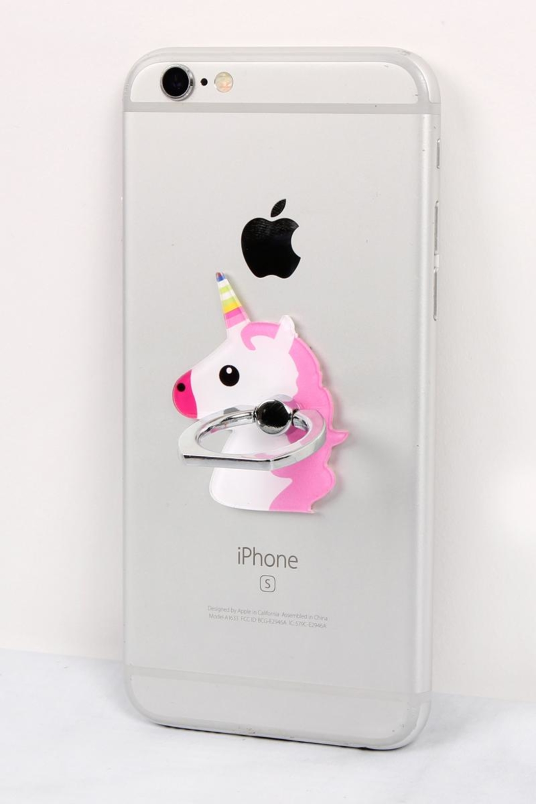 Riah Fashion Unicorn Phone Holder - Front Full Image