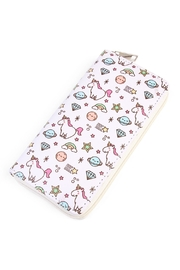 Riah Fashion Unicorn Print Wallet - Product Mini Image