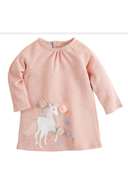 Mud Pie  Unicorn Raglan Dress - Product Mini Image