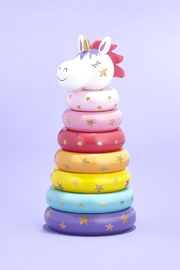 The Birds Nest UNICORN RING STACK - Product Mini Image