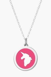 Auburn Jewelry Unicorn Silver Pendant - Original - Product Mini Image