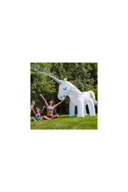 Big Mouth Unicorn Yard Sprinkler - Product Mini Image