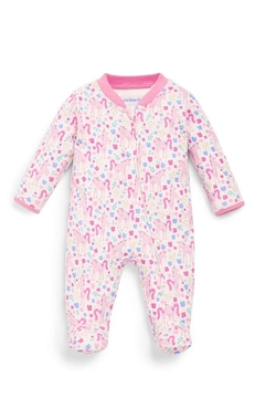 Shoptiques Product: Unicorn Zip Sleepsuit