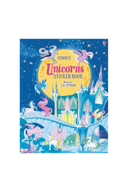 Usborne Unicorns Sticker Book - Product Mini Image