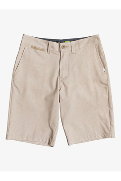 "Shoptiques Product: Union Heather Amphibian 19"" Shorts 2-7X"