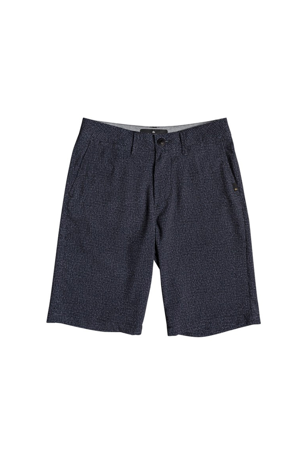 Quiksilver Union Heather Amphibian Shorts - Front Cropped Image