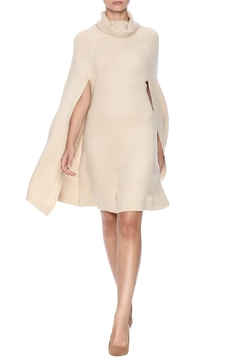 Shoptiques Product: Cape Sweater Dress