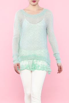 Shoptiques Product: Sheer Sweater