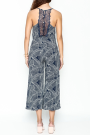 Uniq Leaf Pant Set - Back cropped