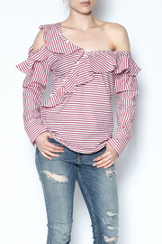 Uniq Stripe Long Sleeve Top - Product Mini Image