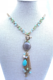 Fashion Jewelry Unique &-Dainty Necklace - Product Mini Image