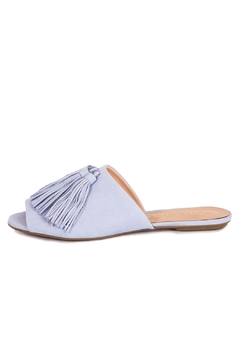 Shoptiques Product: Perple Suede Slippers